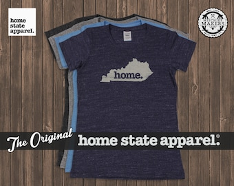 Kentucky Home. Shirt- Womens Cut