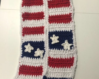 PATRIOTIC USA SCARF