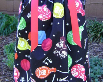 Boutique Pillowcase featuring Tootsie Roll Pops ;PC034