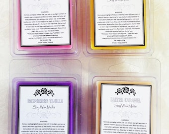 Wax Melts for Wax Warmers 80g