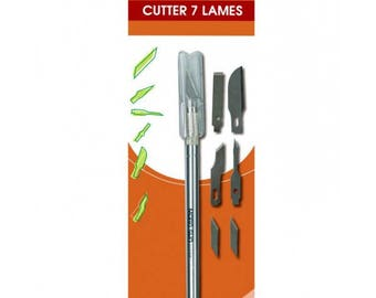 Precision 7 Fimo blades cutter