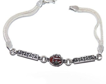 Oriental Bracelet Silver 925