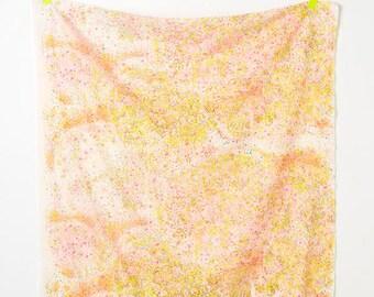 Japanese Fabric | Japanese Cotton Double Gauze Fabric | nani IRO | Birds eye Fabric | 50cm - ranman