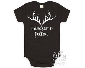 Handsome Fellow Baby Boy Outfit