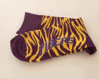 Tiger Socks Large