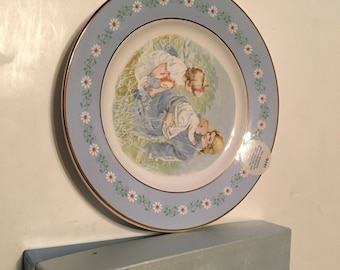 avon tenderness plate in original box