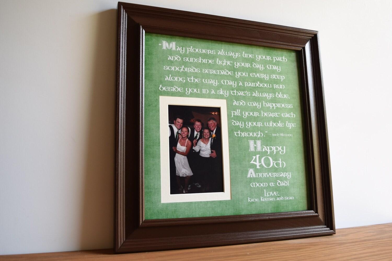 Irish wedding gift irish wedding anniversary irish zoom jeuxipadfo Choice Image