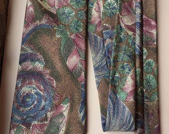 Gino Bertoni silk necktie