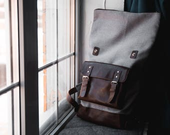 Backpack for Men,Canvas Backpack,Leather Backpack,Macbook 15 inch Backpack,Macbook 13 inch Backpack,Mini Backpack,Convertible Backpack,Waxed