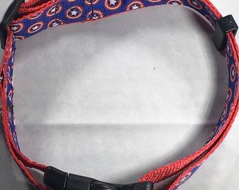 Captain America Shield Dog Collar