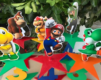 Mario and friends
