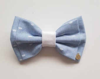 Roswell Dog Bow Tie