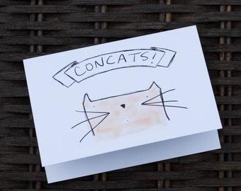Concats Card