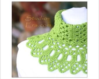 PATTERN - Crochet - Neck Warmer / Collar