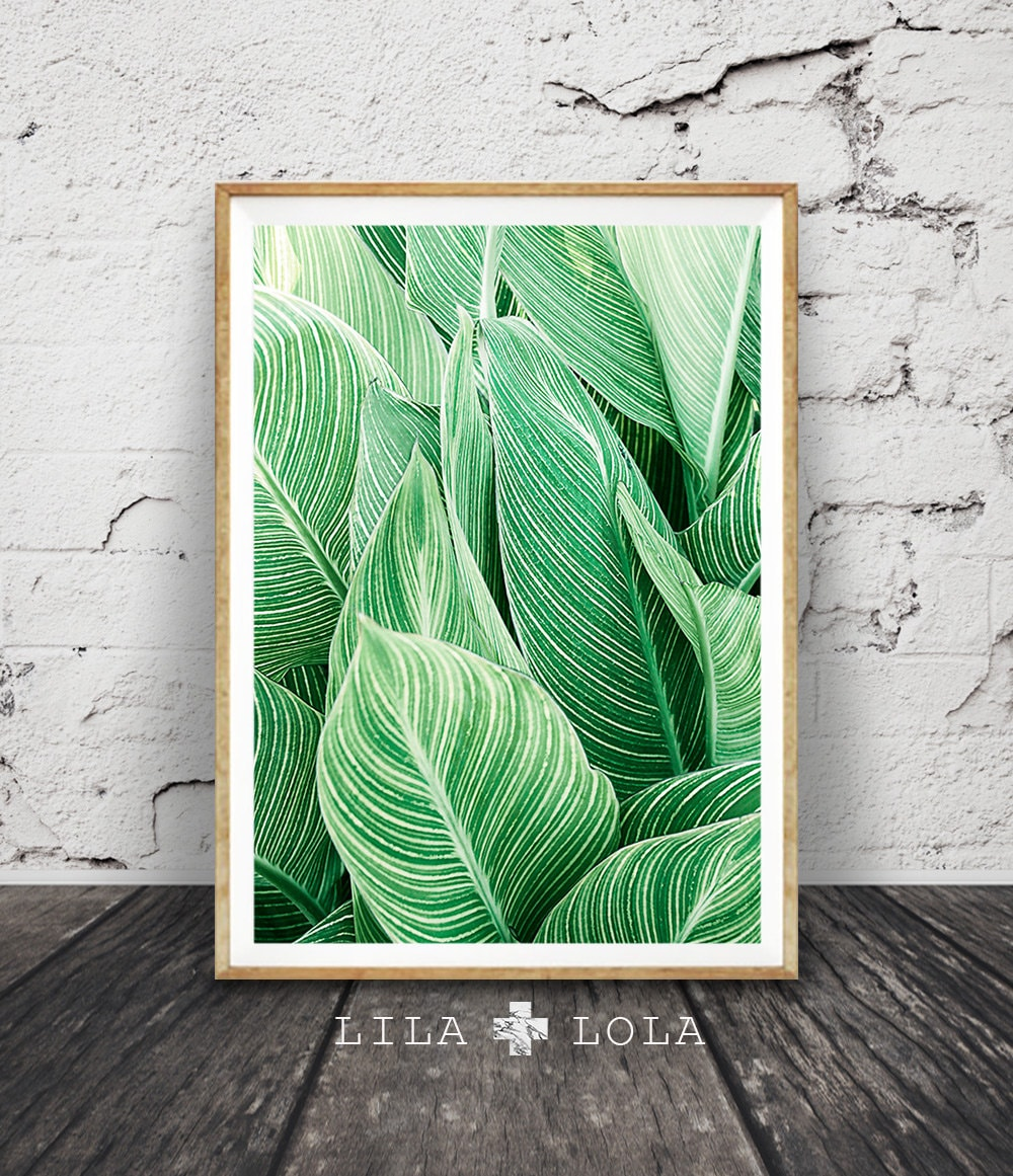 Large Metal Leaf Wall Decor Best Leaf Wall Art Print Tropical Plant Photo Printable Large Design Ideas