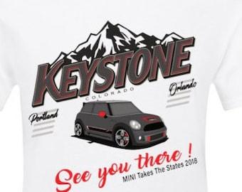 GP2 See You In Keystone MTTS   t-shirt
