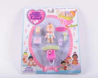 Baby Buddies, P'tits Bebes, In Package, Like New, Vintage, Toy, Accessories ~ The Pink Room ~ 161229 170130 160918