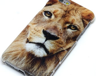 Last One, Cecil Majestic Lion Face, 2 Piece Phone Case,  iPhone Case, fits iPhone 6 and iPhone 6s Only, Last 2 Piece.