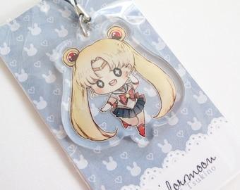 ADD ON Sailor Moon art by Cherriuki