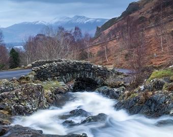 Ashness Bridge in the Lake District