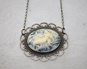 Mermaid-Siren Necklace