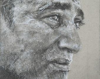 Limited Edition Print, 'Portrait #15'