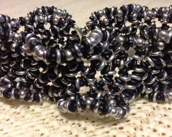 O Beadwoven Bracelet