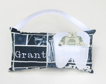 Star Wars Personalized Tooth Fairy Pillows