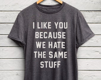 Best friend tshirt - best friend gifts, gifts for her, funny tshirts, tumblr tshirt, goth tshirt, girlfriend tshirt, instagram shirt