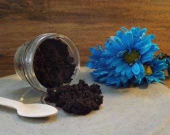 Brownie Batter Sugar Scrub