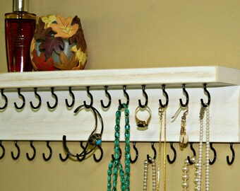 Jewelry Holder Wall Hanging Jewelry Organizer