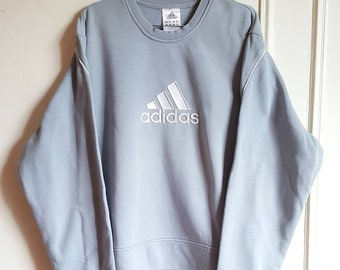 Adidas Vintage early 90-00 70% cotton Sweatshirt size XL.