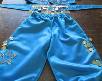 04 set for child (5/6 years) for belly dance