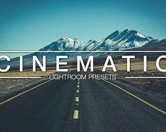 15 Cinematic Film Presets