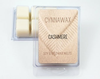 CASHMERE Soy & Beeswax Melts