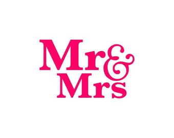 Mr. and Mrs. Stencil
