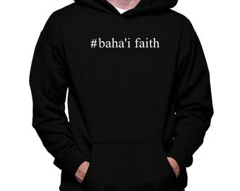 Baha'I Faith Hashtag Hoodie