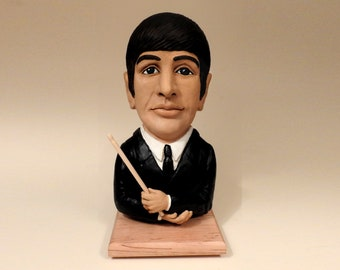 Ringo Starr LabStone casting of My Original Sculpture