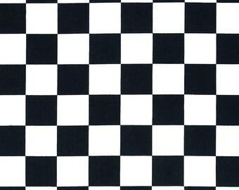 Black/White Check Fabric, Nascar Fabric, Curtain Fabric, PillowFabric, HandbagFabric, Apparel/Home Decor/Craft/Sewing Material, Yardage