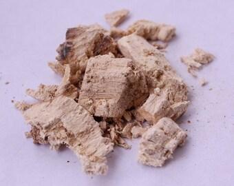 Laricis fungus. Agaricus. Агарикус. Литвиничная губка. 3,53oz-100g. From Siberia!, Altai Mountains! Eco&Bio! Organic! Super useful!