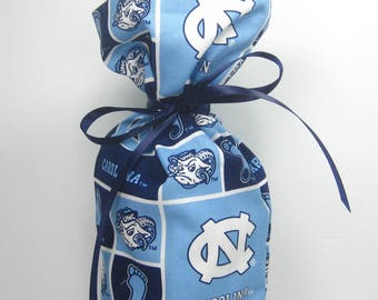 North Carolina Tar Heels Wine Gift Bag