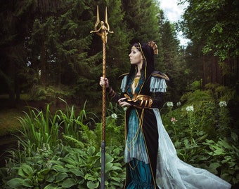 Dragon Age 2 -  MerrillThe Cosplay costume
