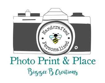ON SALE Photo Print and Placement