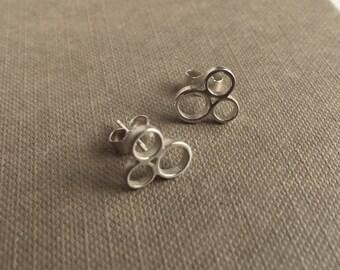 Bubbles Stud Earrings