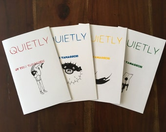 Value Pack - Quietly #1 - 4