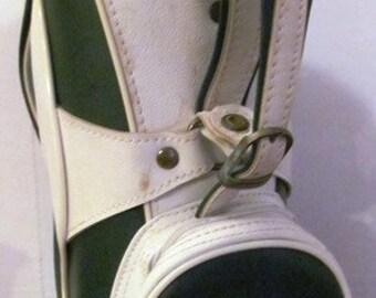 SUMMERSALE Coupon 20% OFF        Vintage Mini Golf Bag Unique