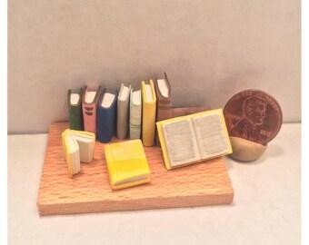 Mini Book Collection