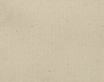 "Natural Duck Cloth 60"" Wide By The Yard 14 oz"