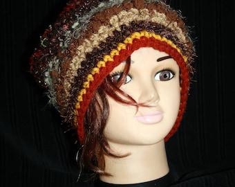 multicolored fancy Hat