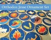 ORTHODOX Jesse Tree Ornam...